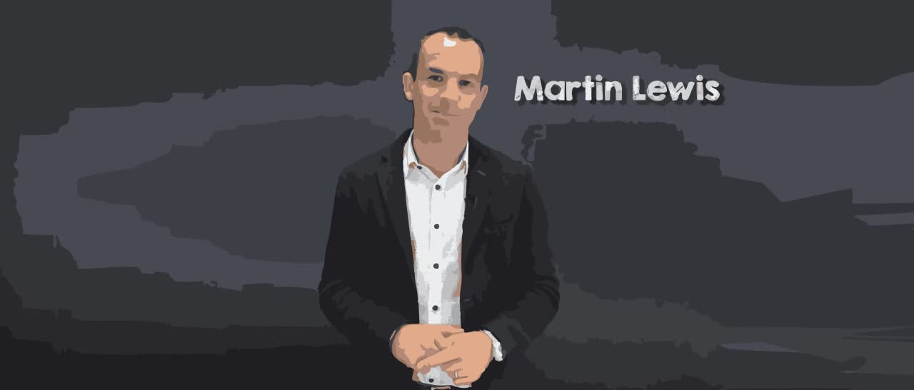 Martin Lewis background