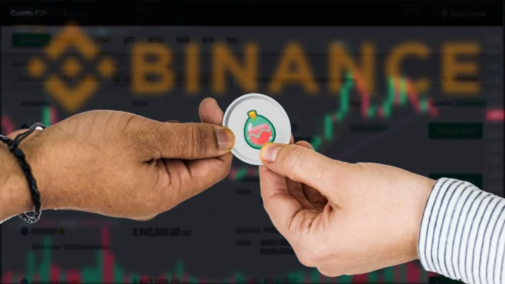 SLP & AXS have been successfully listed on Binance exchange