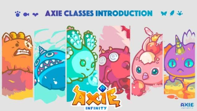 Axie classess introduction