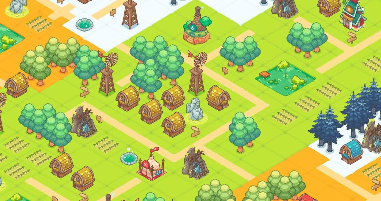 Axie Infinity Land Plots