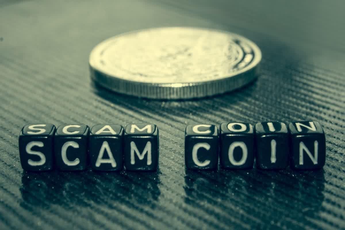 Scam coin