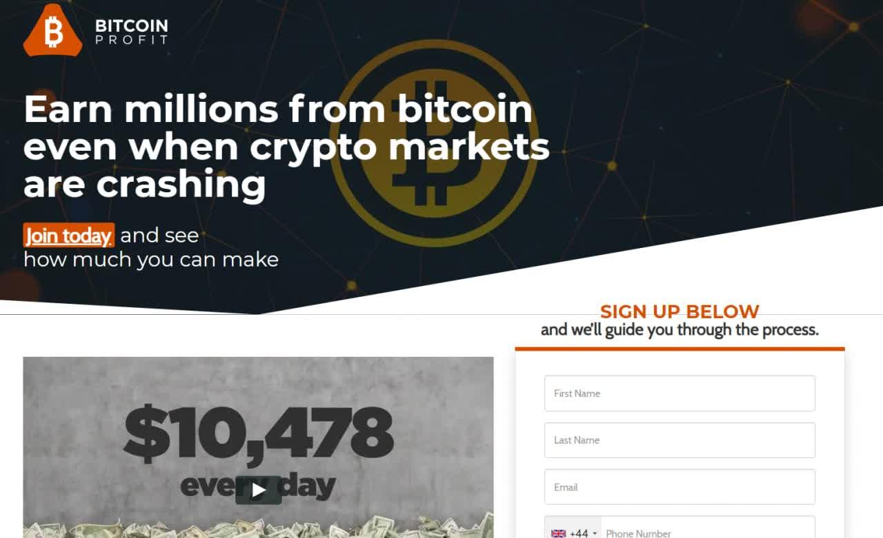 Ist Bitcoin Profit legal?